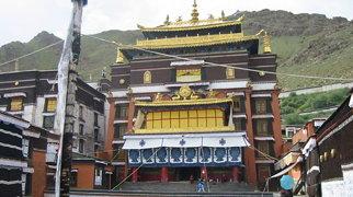 Tashilhunpo Monastery>