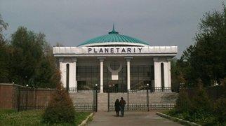 Tashkent Planetarium>