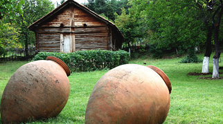 Tbilisi Open Air Museum of Ethnography>