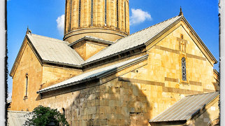 Tbilisi Sioni Cathedral>