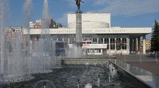 Театральная площадь (Красноярск)>