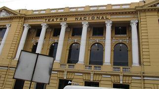 Teatro Nacional de El Salvador>
