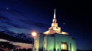 Tegucigalpa Honduras Temple>