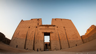 Temple of Edfu>
