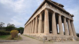 Храм Гефеста, Афіны>