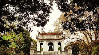 Temple of Literature>