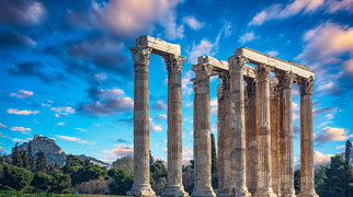 Temple of Olympian Zeus (Athens)>