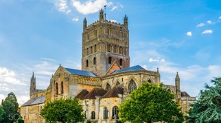Tewkesbury Abbey>