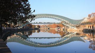 Friedensbrücke (Tiflis)>