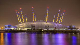 The O2 Arena>