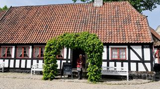 The Old Town, Aarhus>