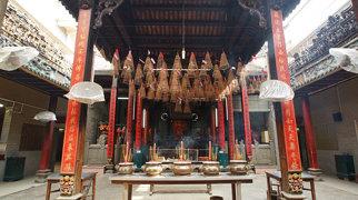Thiên Hậu Temple, Ho Chi Minh City>
