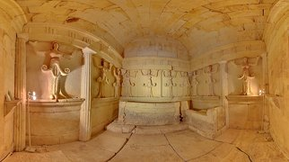 Thracian Tomb of Sveshtari>