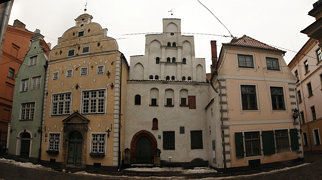 Three Brothers, Riga>