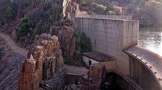 Thuli–Makwe Dam>