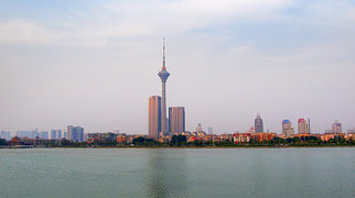 Tianjin Radio and Television Tower>