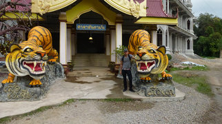 Tiger Cave Temple>