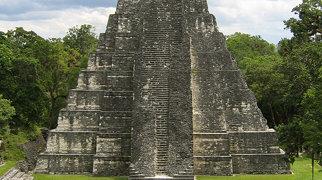 Tikal Temple I>