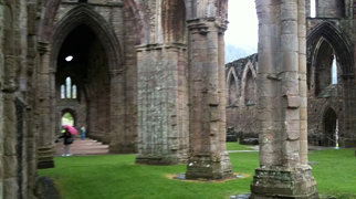 Tintern Abbey>