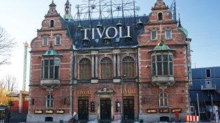 Zábavní park Tivoli>