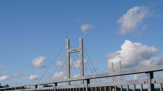 Tjörn bridge>