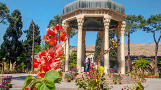 Tomb of Hafez>