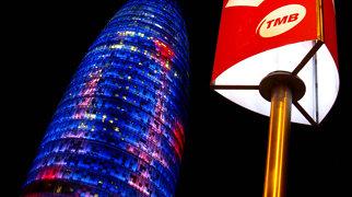 Torre Agbar>