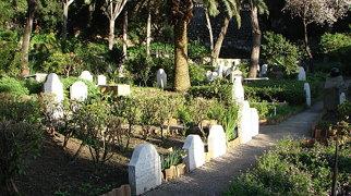 Trafalgar Cemetery>