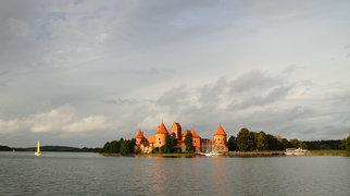 Trakai Island Castle>