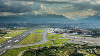 Tribhuvan International Airport>