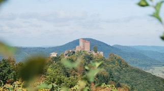Замок Трифельс>