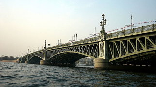 Trinity Bridge (Saint Petersburg)>