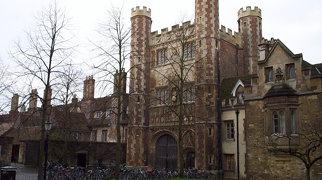 Trinity College Kirk>