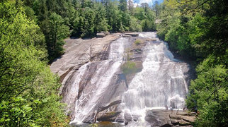 Triple Falls (DuPont State Forest)>