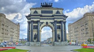 Триумфальные ворота (Москва)>