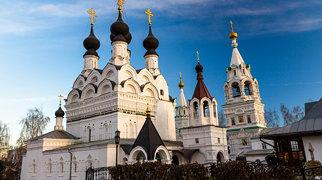 Троицкий монастырь (Муром)>