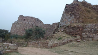Tughlaqabad Fort>