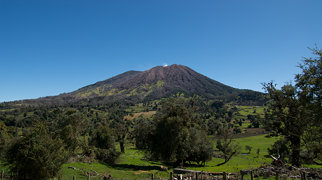Turrialba Volcano>