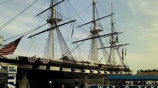 USS Constellation (1854)>