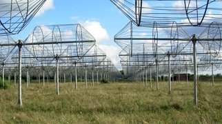 Ukrainian T-shaped Radio telescope, second modification>