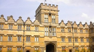 University College, Oxford>