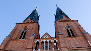Uppsala Cathedral>