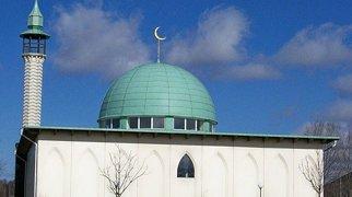 Uppsala Mosque>