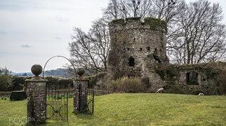 Usk Castle>