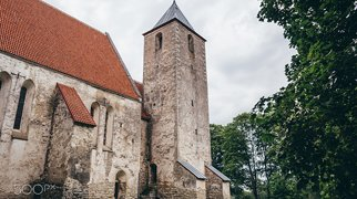 Valjala church>