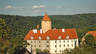 Veveří Castle>