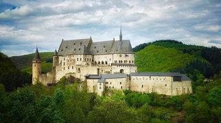 Vianden Castle>
