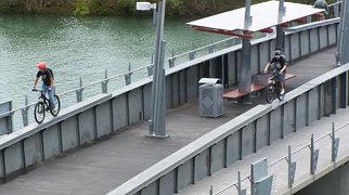 Victoria Bridge, Townsville>