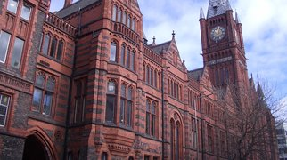 Victoria Building, University of Liverpool>