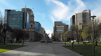 Victoria Square, Adelaide>